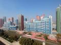 Улица ученых «Мирэ» в Пхеньяне