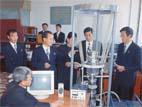 Занятия в университете Ким Ир Сена