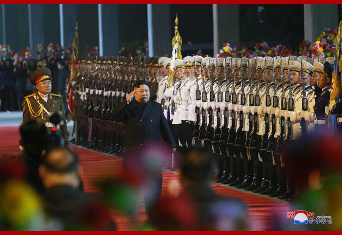 Ким Чен Ын отправился с визитом в Россию 1