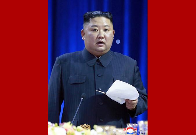 В честь Ким Чен Ына Путин устроил прием 2